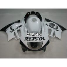 CTMotor 1997-1998 HONDA CBR 600 CBR600 F3 FAIRING 83C Repsol