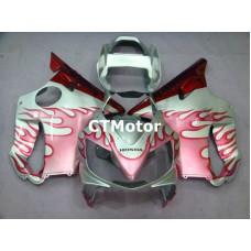 CTMotor 2001-2003 HONDA CBR 600 CBR600 F4i FAIRING 09B Flame