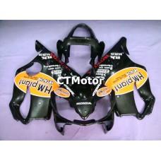 CTMotor 2001-2003 HONDA CBR 600 CBR600 F4i FAIRING 10A HM plant
