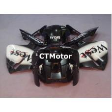 CTMotor 2003-2004 HONDA CBR 600 RR 600RR F5 FAIRING 18A West