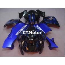 CTMotor 2003-2004 HONDA CBR 600 RR 600RR F5 FAIRING 19B Flame