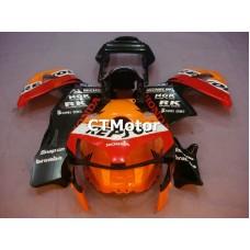 CTMotor 2003-2004 HONDA CBR 600 RR 600RR F5 FAIRING 22A Repsol
