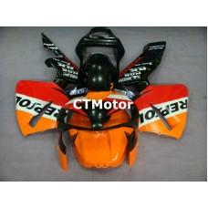 CTMotor 2003-2004 HONDA CBR 600 RR 600RR F5 FAIRING 23A Repsol