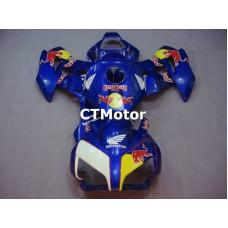CTMotor 2004-2005 HONDA CBR 1000 RR 1000RR FAIRING CAA Redbull