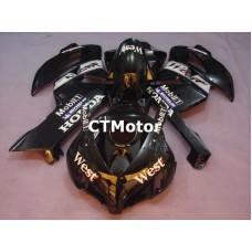 CTMotor 2004-2005 HONDA CBR 1000 RR 1000RR FAIRING BKA West