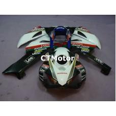 CTMotor 2004-2005 HONDA CBR 1000 RR 1000RR FAIRING BLA Eurobet