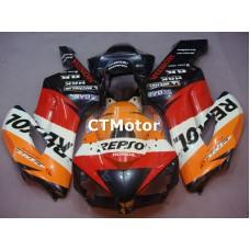 CTMotor 2004-2005 HONDA CBR 1000 RR 1000RR FAIRING BMB Repsol