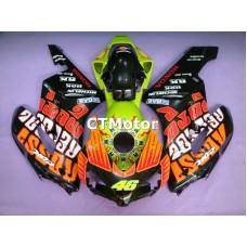 CTMotor 2004-2005 HONDA CBR 1000 RR 1000RR FAIRING BZB Repsol