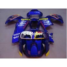 CTMotor 2005-2006 HONDA CBR 600 RR 600RR F5 FAIRING 36A Redbull