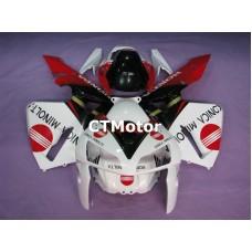 CTMotor 2005-2006 HONDA CBR 600 RR 600RR F5 FAIRING GUA Konica Minolta