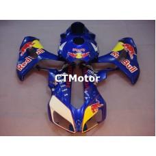 CTMotor 2006-2007 HONDA CBR 1000 RR 1000RR FAIRING CGA Redbull