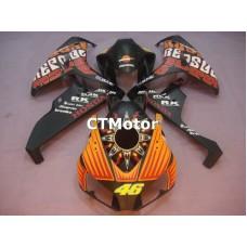 CTMotor 2006-2007 HONDA CBR 1000 RR 1000RR FAIRING CHB Repsol