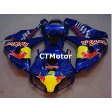 CTMotor 2006-2007 HONDA CBR 1000 RR 1000RR FAIRING CIA Redbull