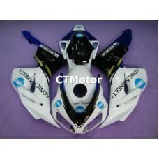 CTMotor 2006-2007 HONDA CBR 1000 RR 1000RR FAIRING CSA