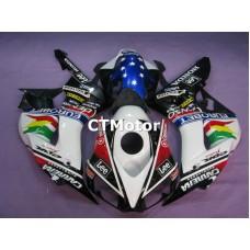 CTMotor 2006-2007 HONDA CBR 1000 RR 1000RR FAIRING HDA Eurobet