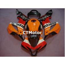 CTMotor 2007-2008 HONDA CBR 600 RR 600RR F5 FAIRING 50A Repsol