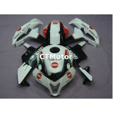CTMotor 2007-2008 HONDA CBR 600 RR 600RR F5 FAIRING 52A Konica Minolta