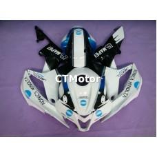CTMotor 2007-2008 HONDA CBR 600 RR 600RR F5 FAIRING 60A Konica Minolta