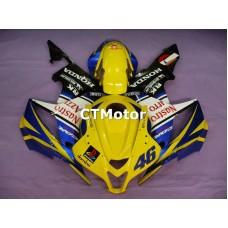 CTMotor 2007-2008 HONDA CBR 600 RR 600RR F5 FAIRING HAA PlayStation
