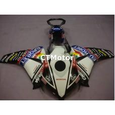 CTMotor 2008 2009 2010 2011 HONDA CBR 1000 RR FAIRING DBA Eurobet