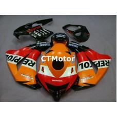 CTMotor 2008 2009 2010 2011 HONDA CBR 1000 RR FAIRING DEA Repsol