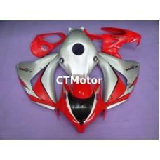 CTMotor 2008 2009 2010 2011 HONDA CBR 1000 RR FAIRING DJA