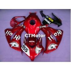 CTMotor 2008 2009 2010 2011 HONDA CBR 1000 RR FAIRING DGA
