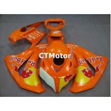 CTMotor 2008 2009 2010 2011 HONDA CBR 1000 RR FAIRING DFA Redbull