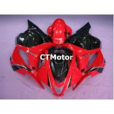 CTMotor 2009 2010 2011 2012 HONDA CBR 600 RR 600RR F5 FAIRING GOA