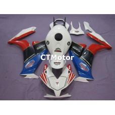 CTMotor 2012-2013 HONDA CBR 1000 RR 1000RR FAIRING HUA