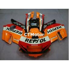 CTMotor 1991-1994 HONDA CBR 600 CBR600 F2 FAIRING 70A Repsol