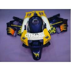 CTMotor 1991-1994 HONDA CBR 600 CBR600 F2 FAIRING 76A Camel