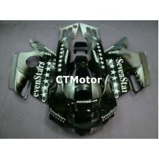CTMotor 1991-1994 HONDA CBR 600 CBR600 F2 FAIRING 71A Seven stars