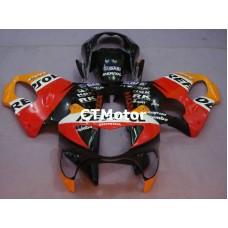 CTMotor 1999-2000 HONDA CBR 600 CBR600 F4 FAIRING 89A Repsol