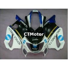 CTMotor 1999-2000 HONDA CBR 600 CBR600 F4 FAIRING 94A Konica Minolta