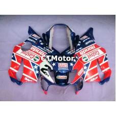 CTMotor 1999-2000 HONDA CBR 600 CBR600 F4 FAIRING EOA Castrol