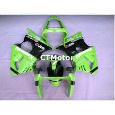 CTMotor 2000 2001 2002 KAWASAKI ZX6R ZX-6R 636 FAIRING 12A Monster