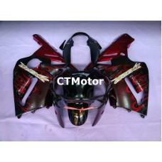 CTMotor 2002 2003 2004 KAWASAKI ZX12R ZX-12R 12R FAIRING 64B