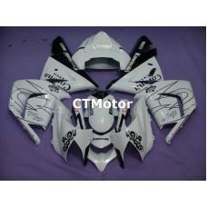 CTMotor 2004-2005 KAWASAKI ZX10R ZX-10R 10R FAIRING 71A Corona