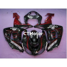 CTMotor 2006-2007 KAWASAKI ZX10R ZX-10R 10R FAIRING 85A Corona