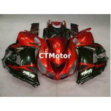 CTMotor 2006 2007 2008 2009 2010 2011 KAWASAKI ZX14R ZZR 1400 FAIRING 54A Ninja b