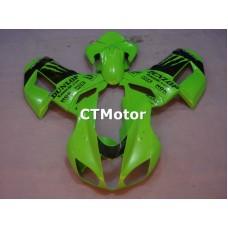 CTMotor 2007-2008 KAWASAKI ZX6R ZX-6R 636 FAIRING 22A Monster