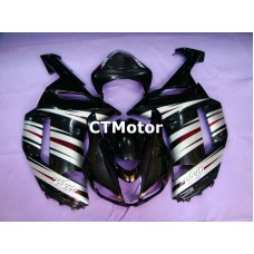 CTMotor 2007-2008 KAWASAKI ZX6R ZX-6R 636 FAIRING 32A