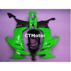 CTMotor 2008 2009 2010 KAWASAKI ZX10R ZX-10R 10R FAIRING 65A Ninja