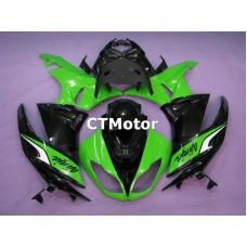 CTMotor 2009 2010 2011 2012 KAWASAKI ZX6R ZX-6R 636 FAIRING 79A