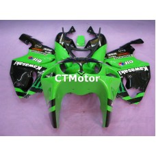 CTMotor 1996 1997 1998 1999 2000 2001 2002 2003 KAWASAKI ZX7R ZX-7R 7R FAIRING 91A