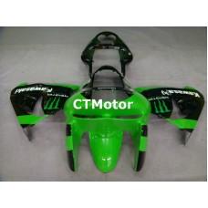 CTMotor 1998-1999 KAWASAKI ZX9R ZX-9R 9R FAIRING 39A Monster