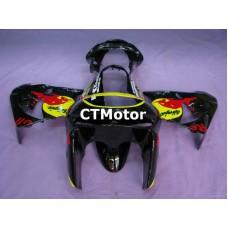 CTMotor 1998-1999 KAWASAKI ZX9R ZX-9R 9R FAIRING 87A Redbull