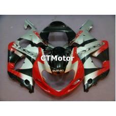 CTMotor 2000 2001 2002 SUZUKI GSXR 1000 K1 FAIRING 36A