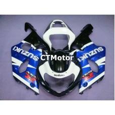 CTMotor 2000 2001 2002 SUZUKI GSXR 1000 K1 FAIRING ARA